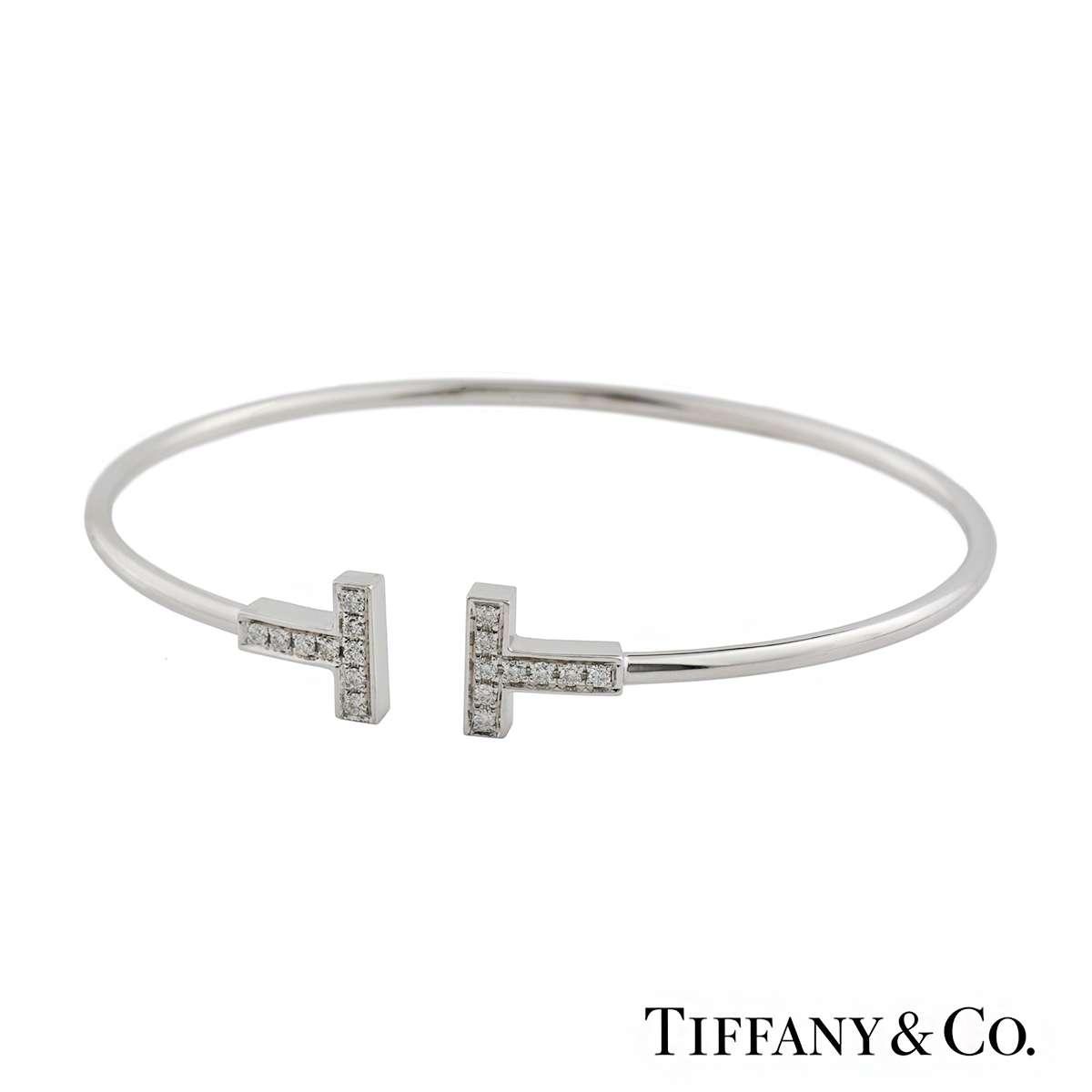c9f9a03d292d Tiffany T Wire Bracelet ...